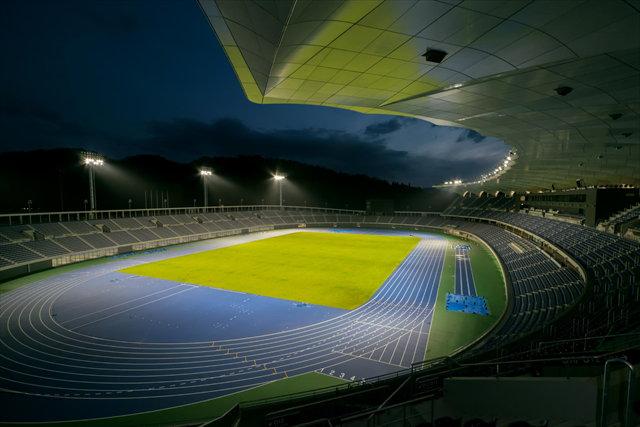 新青森県総合運動公園陸上競技場  13
